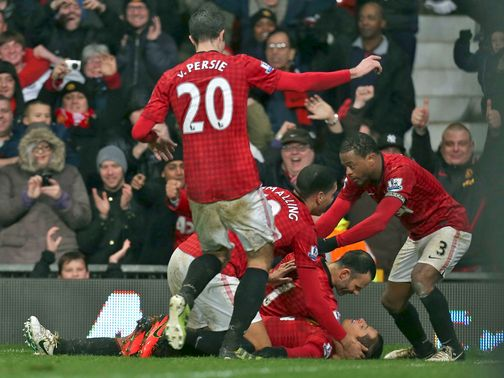 Manchester United: Have the look of champions