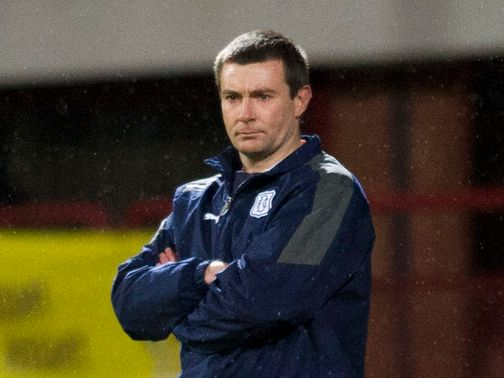 Barry Smith: Hoping for a result against Aberdeen