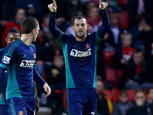 Steven Fletcher: Pleased with the win