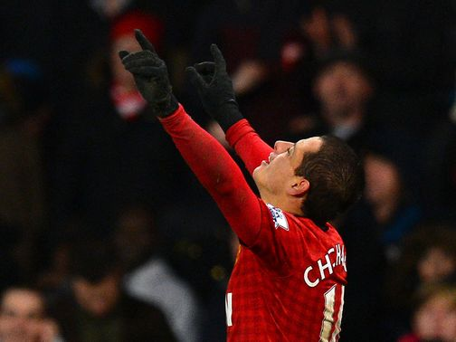 Hernandez wants to help Man United win trophies