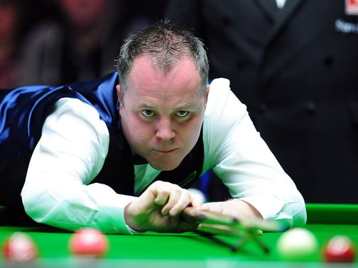 John Higgins: Defeated Michael Holt