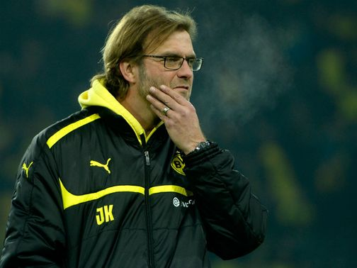 Jurgen Klopp has ruled himself out of the running to be Chelsea boss