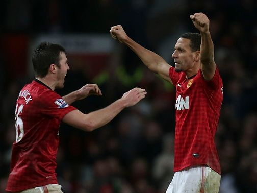 Ferdinand wants United to sort out their defence
