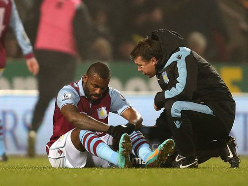 Darren Bent: Misses Villa&#39;s festive fixtures