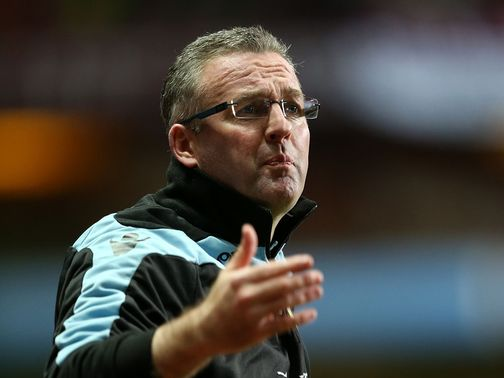 Lambert: Won't dwell on heavy defeats