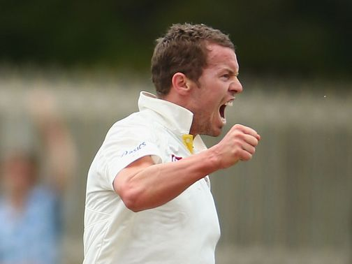 Peter Siddle: Selectors will get it right