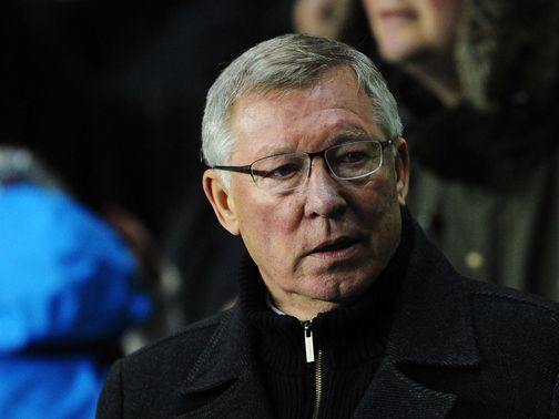 Sir Alex Ferguson: Up for the challenge