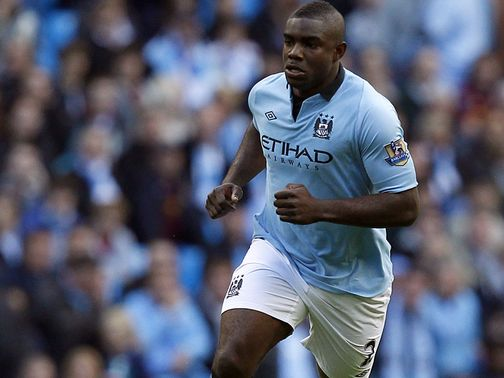 Micah Richards: Hoping to return by February