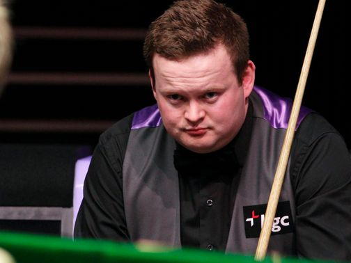 Shaun Murphy: Through to the final