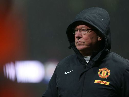 Sir Alex Ferguson: Joins the diving debate