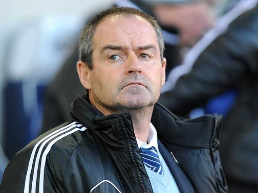 Steve Clarke: Wants Baggies to stop the rot