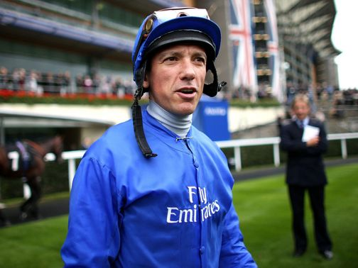 Dettori: back next year