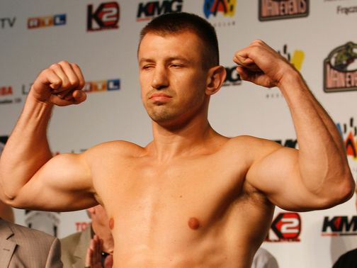 Tomasz Adamek: Closing in on world-title shot