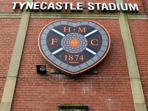 Hearts: Have raised £1million through a share issue scheme