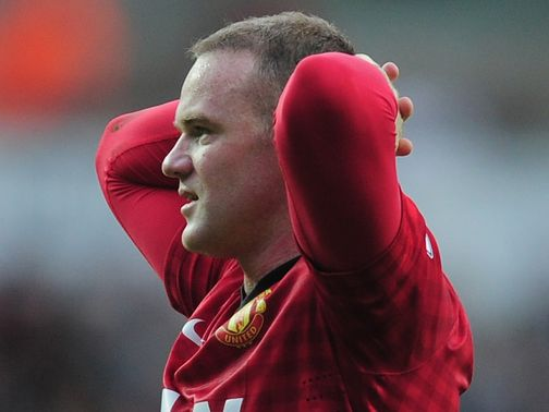 Wayne Rooney: Knee ligament injury
