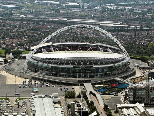 Wembley: Could host the Euro 2020 final