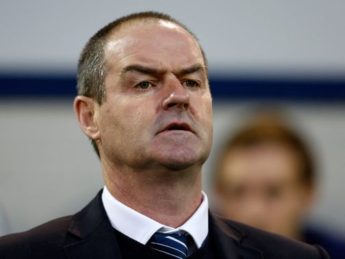 Steve Clarke: Prepares to face Tottenham on Sunday
