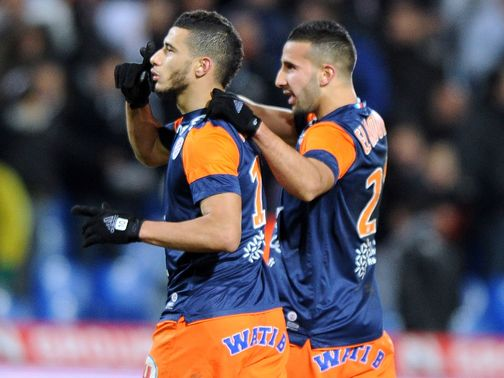 Younes Belhanda: Completed the scoring for Montpellier