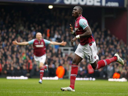 No Diame bids according to Allardyce