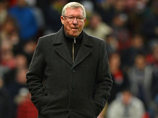 Sir Alex Ferguson: Missing key players for City players