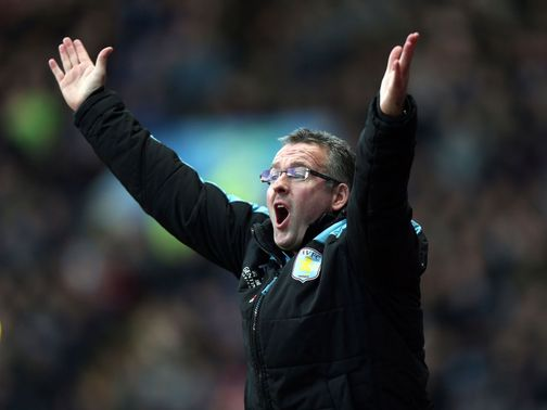 Paul Lambert: Has complete trust in his players