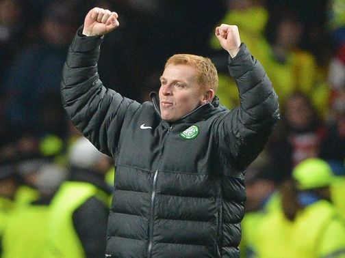 Neil Lennon: Enjoying 'feel-good factor'