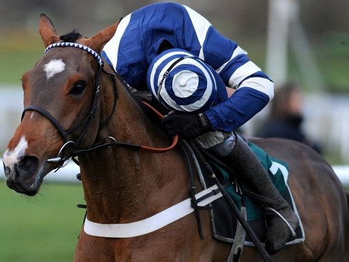 Oscar Whisky: Ran out an easy winner at Cheltenham