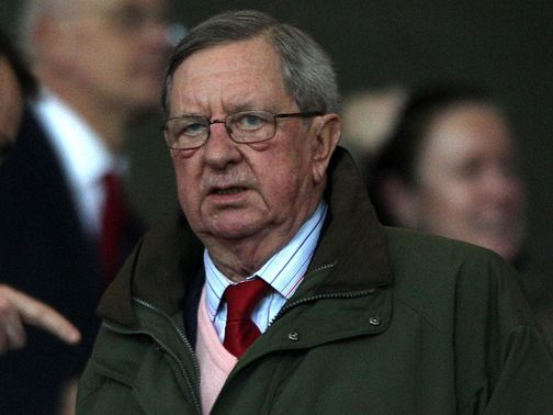 Peter Hill-Wood: Arsenal chairman suffered heart attack