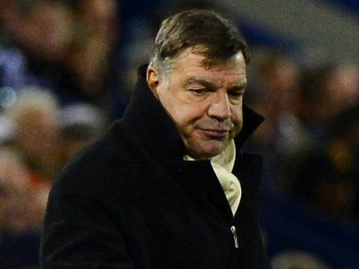 Sam Allardyce: Has recruited Maguire