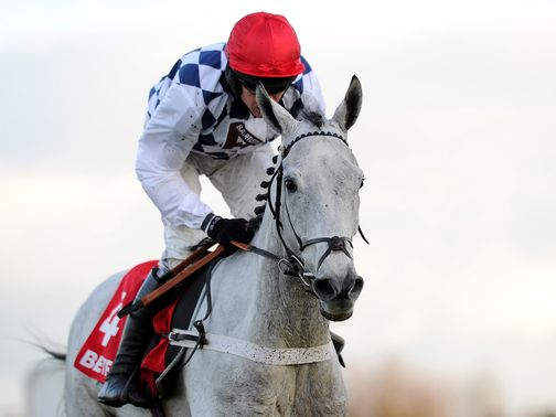 Simonsig: Could still run before the Arkle at Cheltenham
