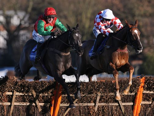 Taquin Du Seuil: Looked top-class when winning at Sandown