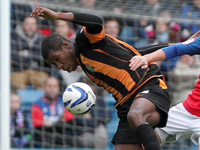Iro: Netted a dramatic equaliser
