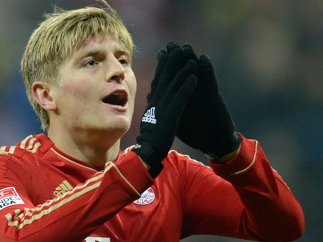 Toni Kroos: No need for Bayern to fear Juve