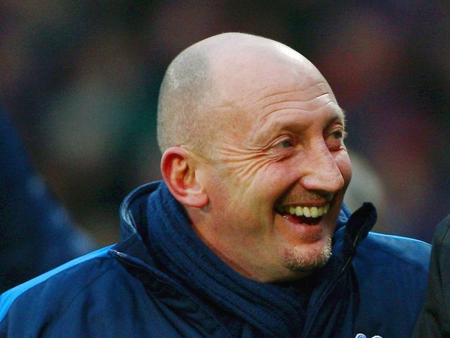 Holloway watched his Crystal Palace side win again