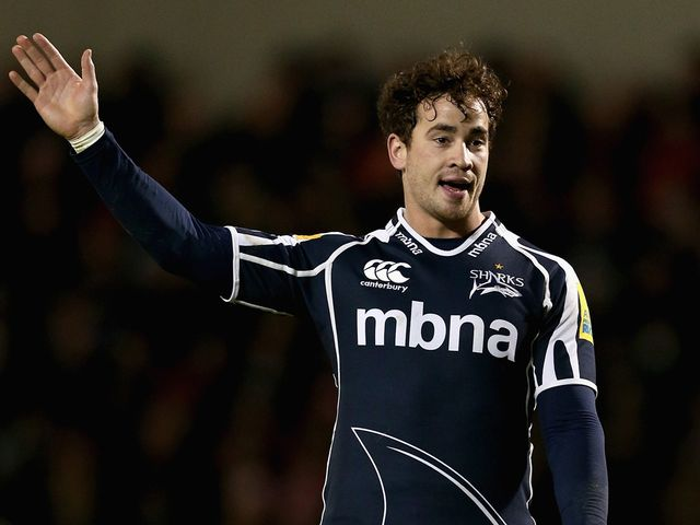 Danny Cipriani: Back in action for Sale