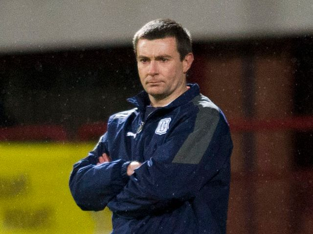 Smith: Thought Dundee should have had a penalty