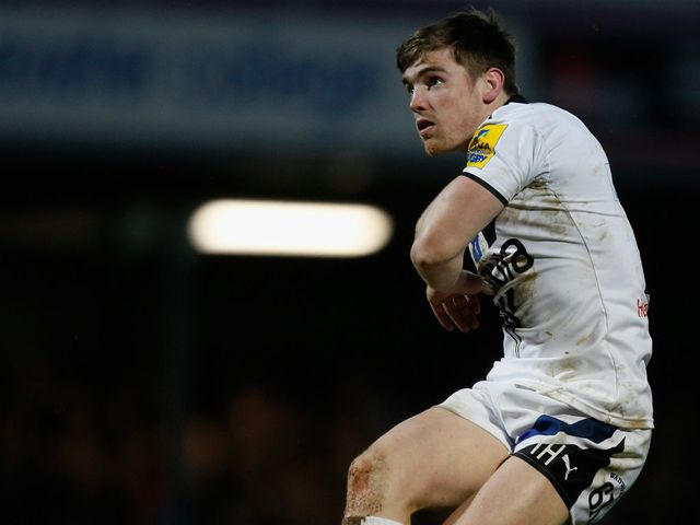Tom Heathcote: Earned a point for Bath