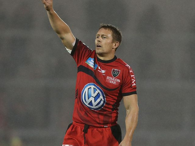 Wilkinson: One of Toulon's big names to face Sale
