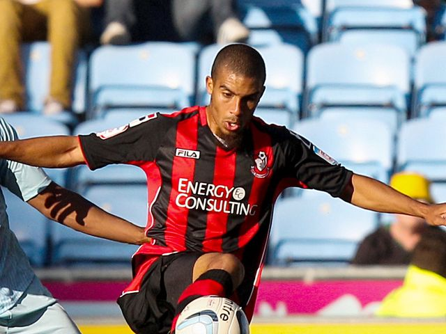 Lewis Grabban: Earned a point for Bournemouth
