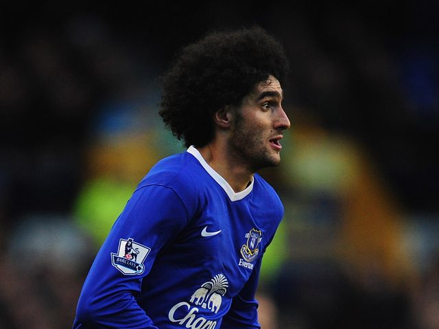 Marouane Fellaini: Manchester United may turn to Everton man