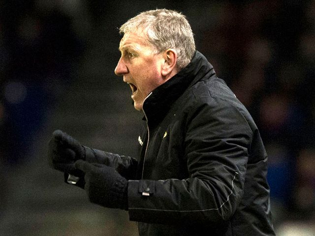 Terry Butcher: Could hand debut to Devine