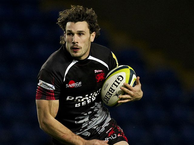 Tom Arscott: Starting at full-back in a changed London Welsh back line