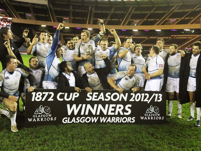 Glasgow Warriors: Fourth success in a row