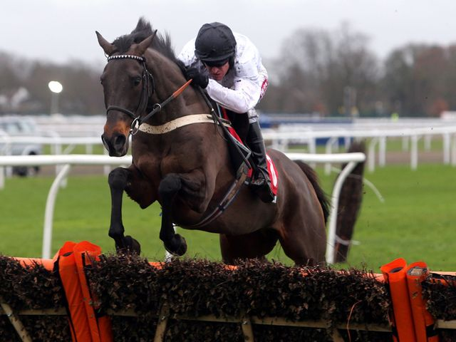 River Maigue on his way to an impressive success
