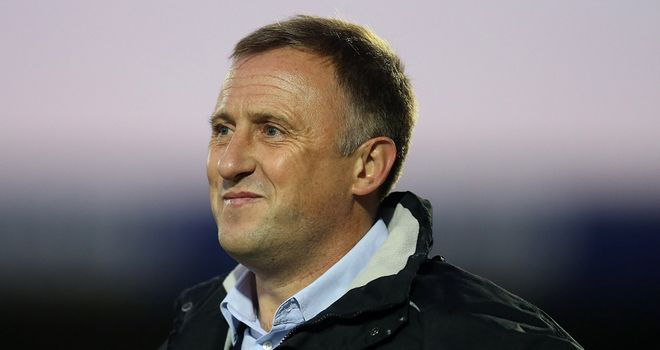 Mark Yates: Delighted with victory