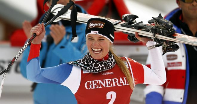 Lara Gut: Victory on a hill where she has done well in the past