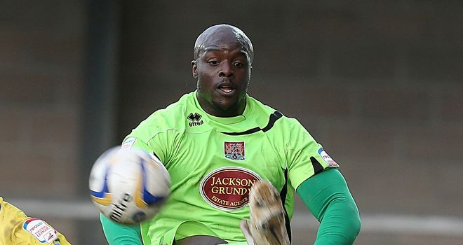 Adebayo Akinfenwa: Came close to breaking the deadlock