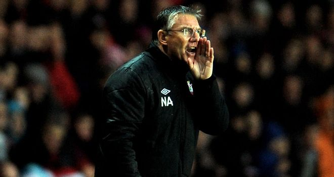 Nigel Adkins: Admits Saints' number one keeper Kelvin Davis should have done better during their Boxing Day draw to Fulham