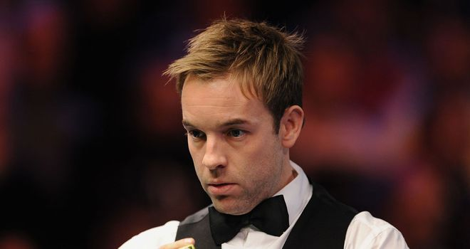 Ali Carter: Third ranking title for the Essex man