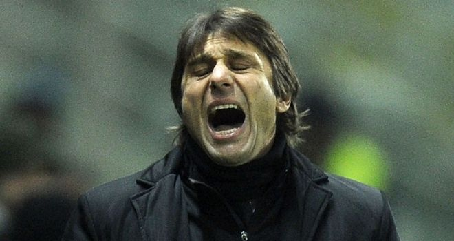 Antonio Conte: Was scheduled to meet FIGC prosecutors on Monday